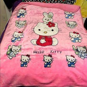 Kids blankets. Hello kitty
